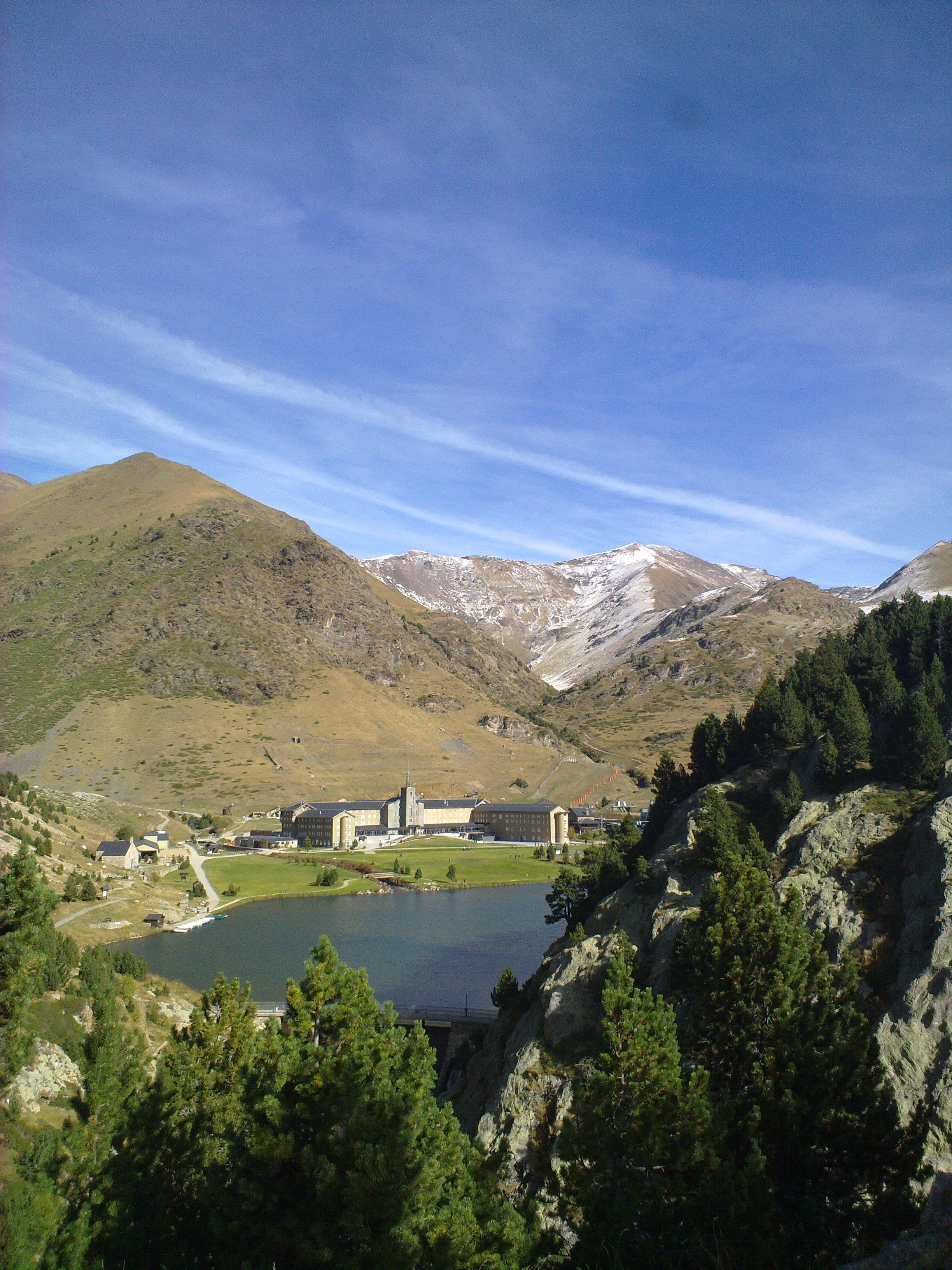 Vall de Núria
