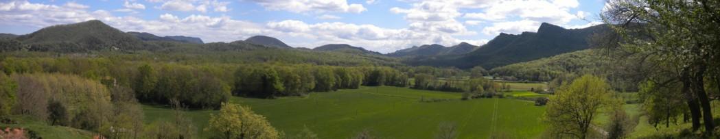 Corb paisatge