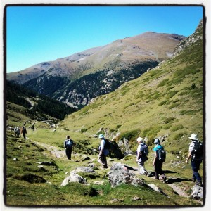 hiking vall de nuria set