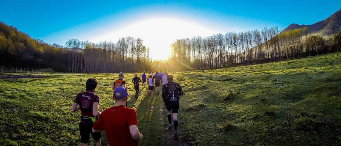 Corrent per la Vall de Bianya