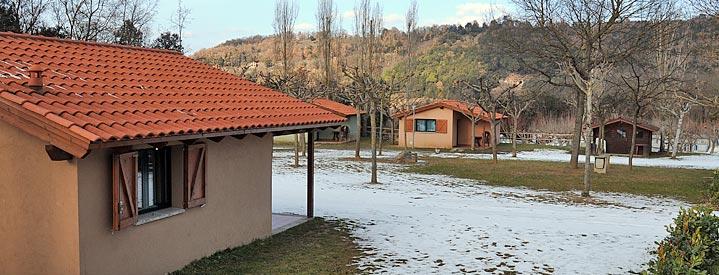 Zona de bungalous