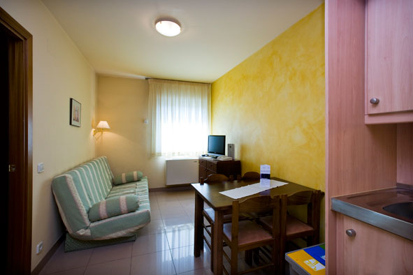 Interior habitació