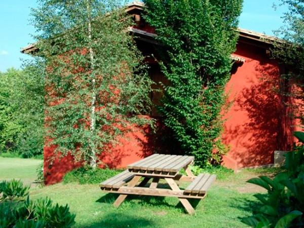 Casa i jardí